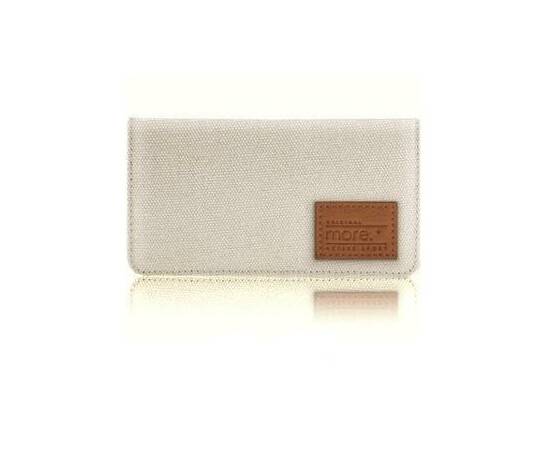 Чехол для iPhone 5/5S/SE More Craft Plus Collection Canvas (Brown), фото