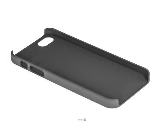 Чехол для iPhone 5/5S/SE KaysCase Slim hard shell (Smoked), фото , изображение 3