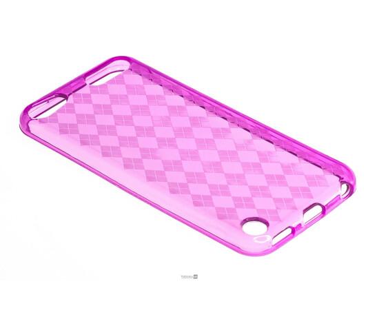 Чехол для iPod Touch 5G Evecase Solar Gel Flexible Cover Case (Pink), фото , изображение 2