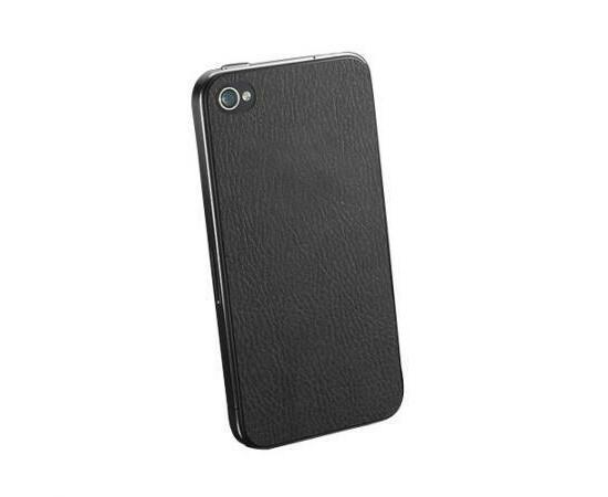 Защитная пленка для iPhone 4/4S SGP Skin Guard (Black) SGP06769, фото , изображение 3