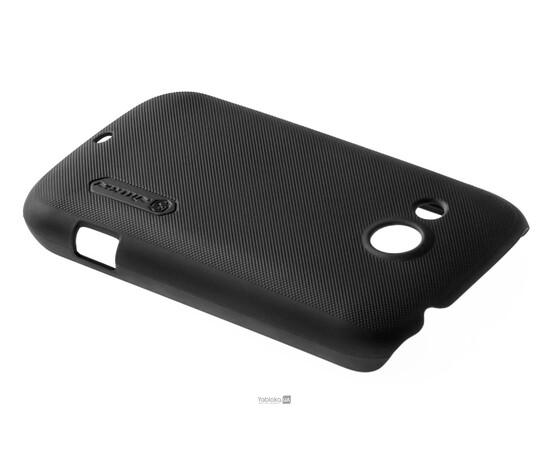 Чехол для HTC Desire C Nillkin Super Shield (Black), фото , изображение 3