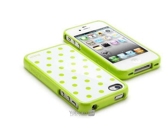 Чехол для iPhone 4/4S SGP Case Linear Biskitt Welsh Corgi (SGP08682), фото , изображение 3