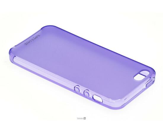 Чехол для iPhone 5/5S/SE KaysCase SoftSkin (Purple), фото , изображение 3