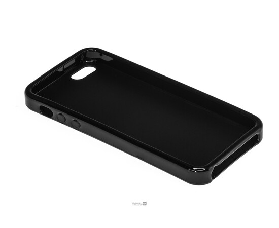 Чехол для iPhone 5/5S/SE KaysCase SoftSkin (Black), фото , изображение 4