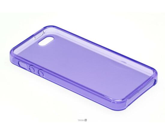 Чехол для iPhone 5/5S/SE KaysCase SoftSkin (Purple), фото , изображение 4