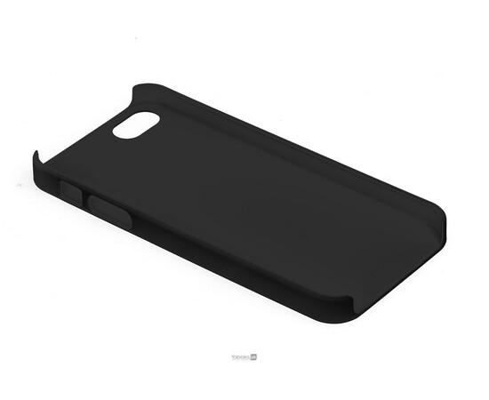 Чехол для iPhone 5/5S/SE KaysCase Slim hard shell (Black), фото , изображение 4