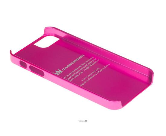 Чехол для iPhone 5/5S/SE CaseCrown Glider Case (Pink), фото , изображение 4