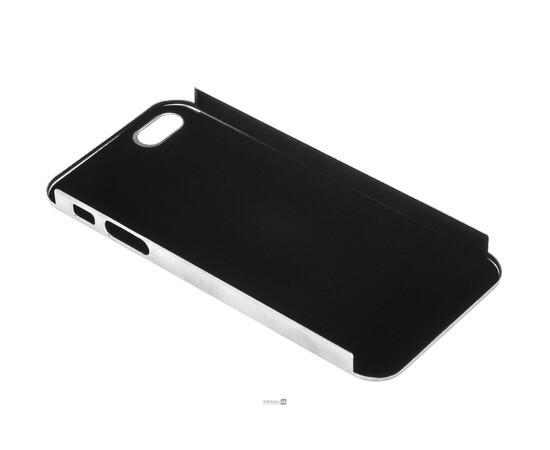 Чехол для iPhone 5/5S/SE Brushed Aluminum Case Slim Series 0.3 mm (Silver), фото , изображение 4