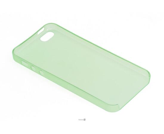 Чехол для iPhone 5/5S Colorful Slim Series 0.3 mm (Green), фото , изображение 4