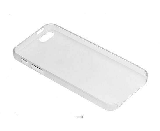 Чехол для iPhone 5/5S/SE Colorful Slim Series 0.3 mm (White), фото , изображение 4
