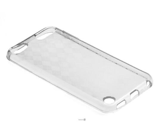 Чехол для iPod Touch 5G Evecase Solar Gel Flexible Cover Case (Clear), фото , изображение 3