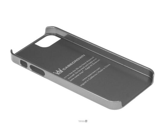 Чехол для iPhone 5/5S CaseCrown Glider Case (Gray), фото , изображение 4