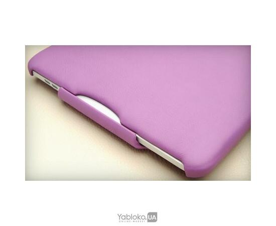 Чехол для iPad Matelasse Mulberry/White, фото , изображение 4
