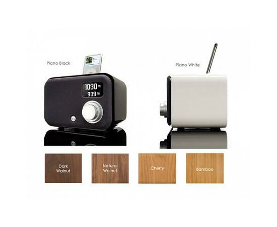 Акустическая система Vers 1.5R iPod Clock Radio (White Piano), фото , изображение 4