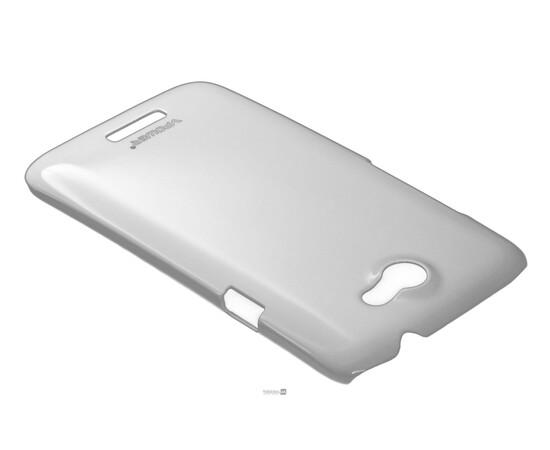 Чехол VPower Crystal Case for HTC One X (Gloss White), фото , изображение 3