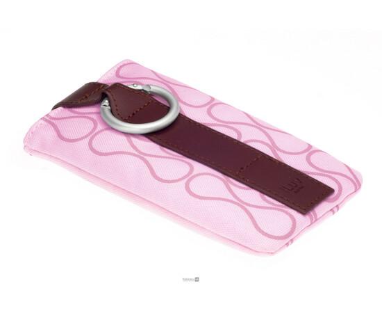 Чехол для iPhone 5/5S/SE iLuv Parasol Smart Cover Up (Pink), фото , изображение 4
