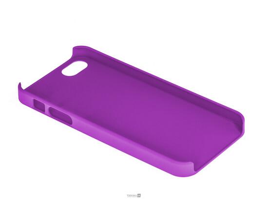 Чехол для iPhone 5/5S/SE KaysCase Slim hard shell (Purple), фото , изображение 4