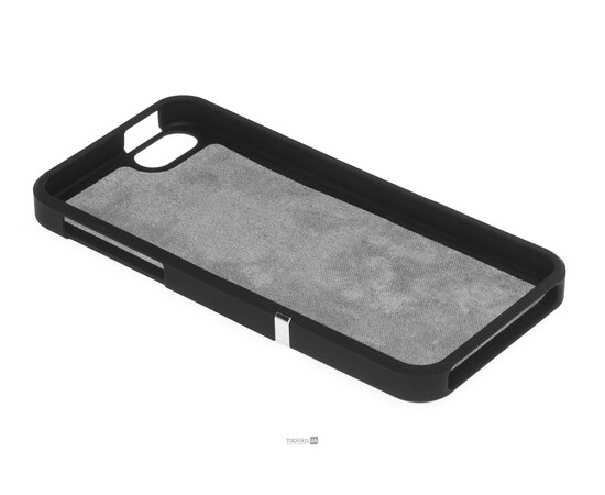 Чехол для iPhone 5/5S/SE Invellop Slider Case Hard Cover Bumper (Black), фото , изображение 4