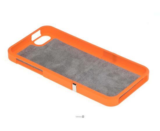 Чехол для iPhone 5/5S/SE Invellop slider Case Hard Cover Bumper (Orange), фото , изображение 4