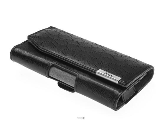 Чехол для iPhone 5/5S/SE iLuv Carrying Case (Clutch Black), фото , изображение 4