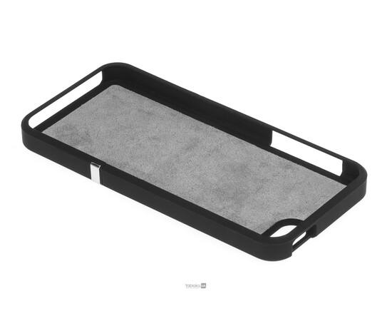 Чехол для iPhone 5/5S/SE Invellop Slider Case Hard Cover Bumper (Black), фото , изображение 5