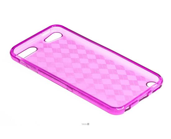 Чехол для iPod Touch 5G Evecase Solar Gel Flexible Cover Case (Pink), фото , изображение 4