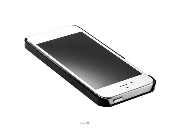 Чехол для iPhone 5/5S/SE Chanel Le Vernis Nail Colour №513 (Black Pearl), фото , изображение 5