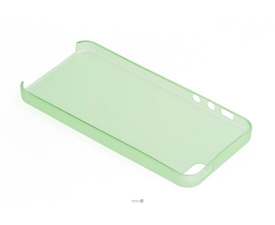Чехол для iPhone 5/5S Colorful Slim Series 0.3 mm (Green), фото , изображение 5