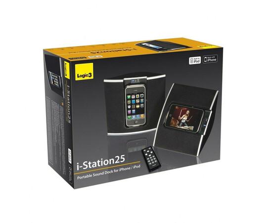 Акустическая система Logic3 i-Station25 for IPod/iPhone, фото , изображение 5