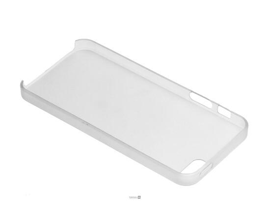 Чехол для iPhone 5/5S/SE Colorful Slim Series 0.3 mm (White), фото , изображение 5