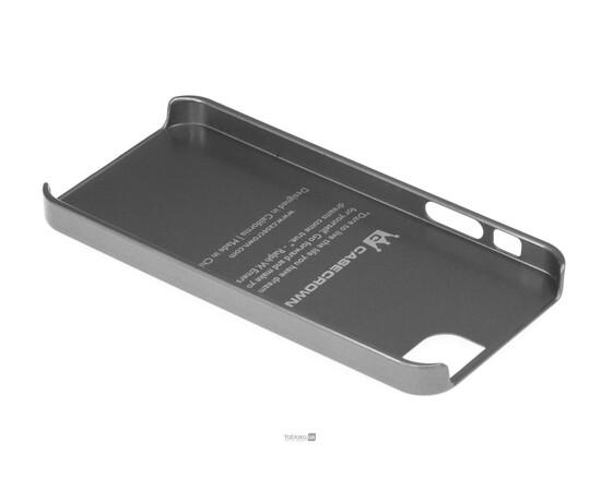 Чехол для iPhone 5/5S CaseCrown Glider Case (Gray), фото , изображение 5
