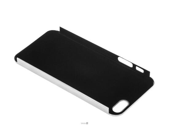 Чехол для iPhone 5/5S/SE Brushed Aluminum Case Slim Series 0.3 mm (Silver), фото , изображение 5