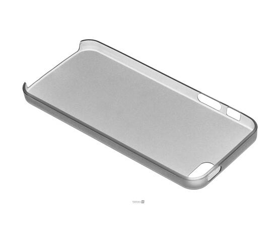 Чехол для iPhone 5/5S/SE Colorful Slim Series 0.3 mm (Grey), фото , изображение 5