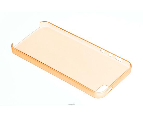 Чехол для iPhone 5/5S Colorful Slim Series 0.3 mm (Orange), фото , изображение 5