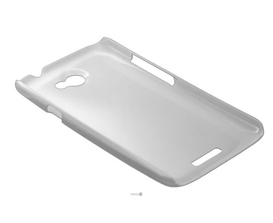 Чехол VPower Crystal Case for HTC One X (Gloss White), фото , изображение 4