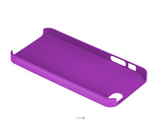 Чехол для iPhone 5/5S/SE KaysCase Slim hard shell (Purple), фото , изображение 5