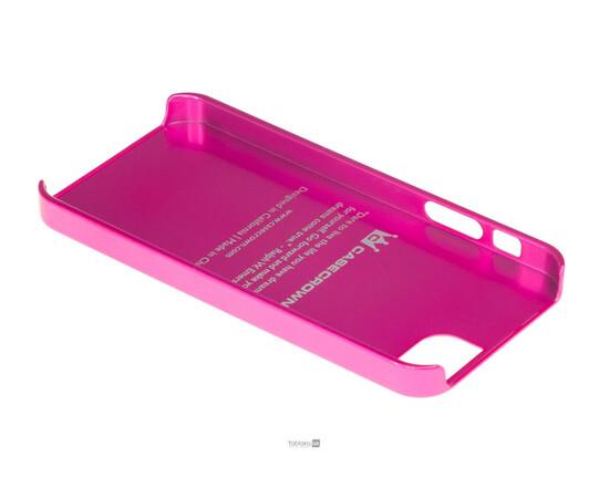 Чехол для iPhone 5/5S/SE CaseCrown Glider Case (Pink), фото , изображение 5