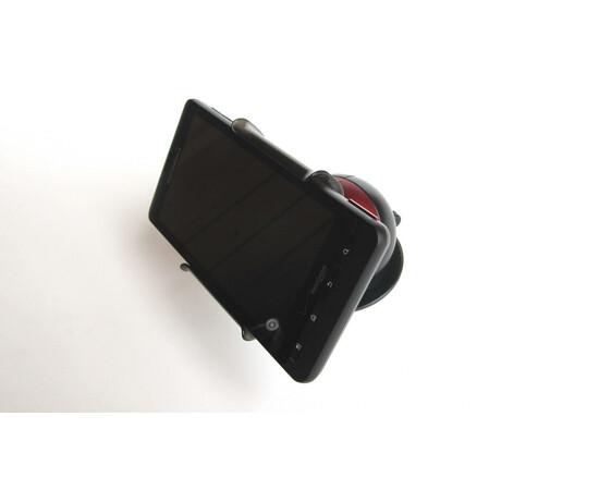 Автомобильный держатель SGP Mobile Mount Kuel S20 Series Metalic (Red), фото , изображение 5