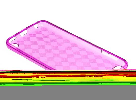 Чехол для iPod Touch 5G Evecase Solar Gel Flexible Cover Case (Pink), фото , изображение 5