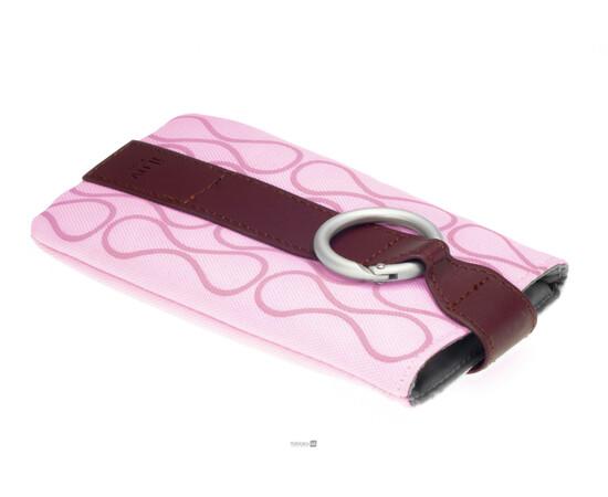 Чехол для iPhone 5/5S/SE iLuv Parasol Smart Cover Up (Pink), фото , изображение 6