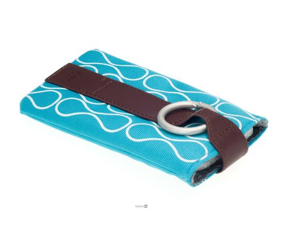 Чехол для iPhone 5/5S/SE iLuv Parasol Smart Cover Up (Teal), фото , изображение 6