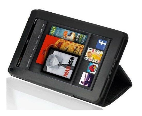 Чехол для Amazon Kindle Fire Splash Safari (Black), фото , изображение 7