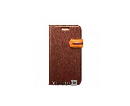 Чехол для Samsung I9082 Galaxy Grand ZENUS Modern Edge Diary (Burgundy), фото