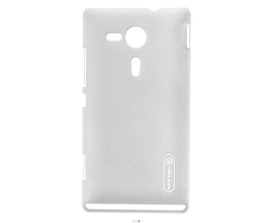 Чехол для Sony Xperia SP Nillkin Super Shield (White), фото