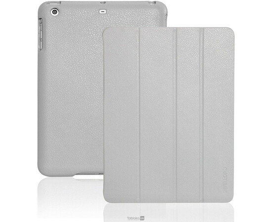 Чехол для iPad 2/3/4 Invellop Leatherette Smart Cover (White), фото