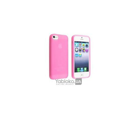 Чехол силиконовый для iPhone 4/4S Fantasy(Pink), фото