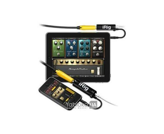 Аудиоинтерфейс Ik Multimedia iRig, фото
