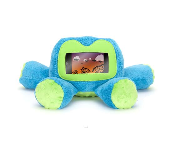 Мягкая игрушка-подставка Woogie для iPhone/iPod (Blue), фото