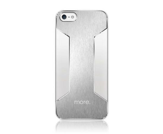Чехол для iPhone 5C More Para Metallic Series (Mercury-Silver), фото