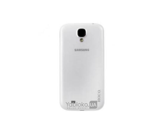 Чехол для Samsung I9500/9505 Galaxy S IV Hoco Ultra Thin Series Transparent Case (White), фото